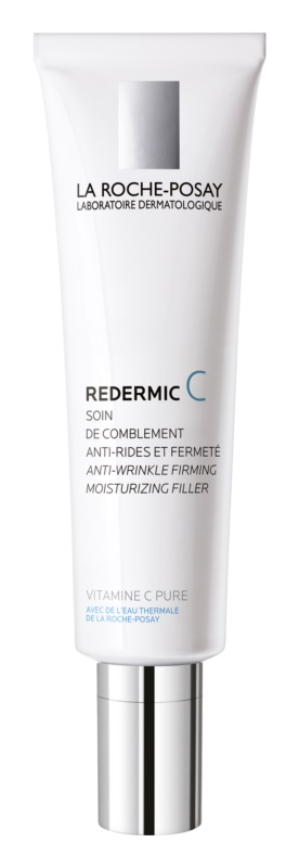 La Roche-Posay Redermic [C] Anti - Ageing Sensitive Skin Fill - In Day And Night Care For Dry Skin
